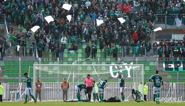 Wanderers tropieza en el Clásico Porteño