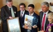 David Pizarro fue nombrado Ciudadano Patrimonial de Valparaíso