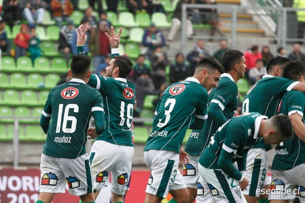 Goleada y la ilusión de seguir compitiendo en Copa Chile