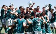 Sub 17 se coronó campeona invicta del Torneo de Clausura  Fútbol Joven 2015