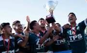 ¡Campeones! Sub 16 logró el título del Clausura 2015