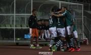 Wanderers vuelve a los triunfos y sigue en la lucha