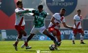 Wanderers no pudo mantener el resultado y empata a 1 ante Curicó en el Sur
