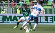 Wanderers consigue un agónico empate ante la Universidad Católica