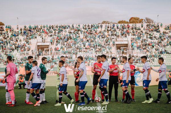 Suspendido partido entre Santiago Wanderers y Puerto Montt