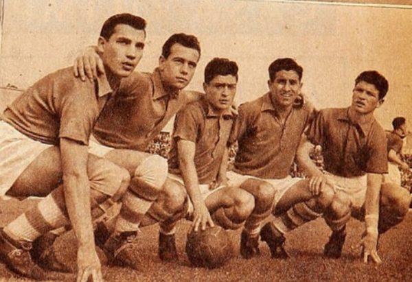 A los 84 años falleció el ex jugador Reinaldo Riquelme