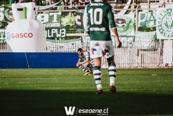 Santiago Wanderers aún no conoce de victorias en Playa Ancha