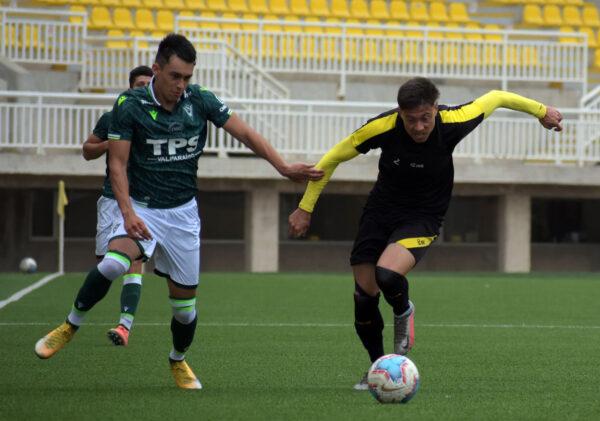 Wanderers sub 21 enfrenta a San Luis preparando el retorno