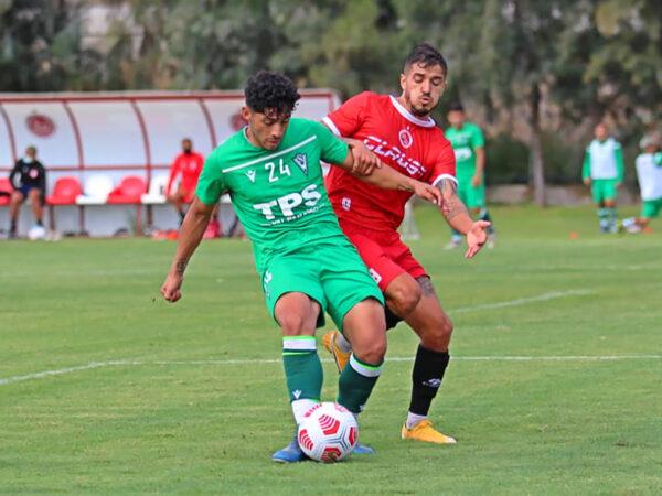 Santiago Wanderers iguala ante Unión San Felipe en el primer amistoso de 2021