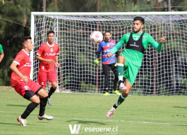 Wanderers derrota al Morning en amistoso en fecha libre